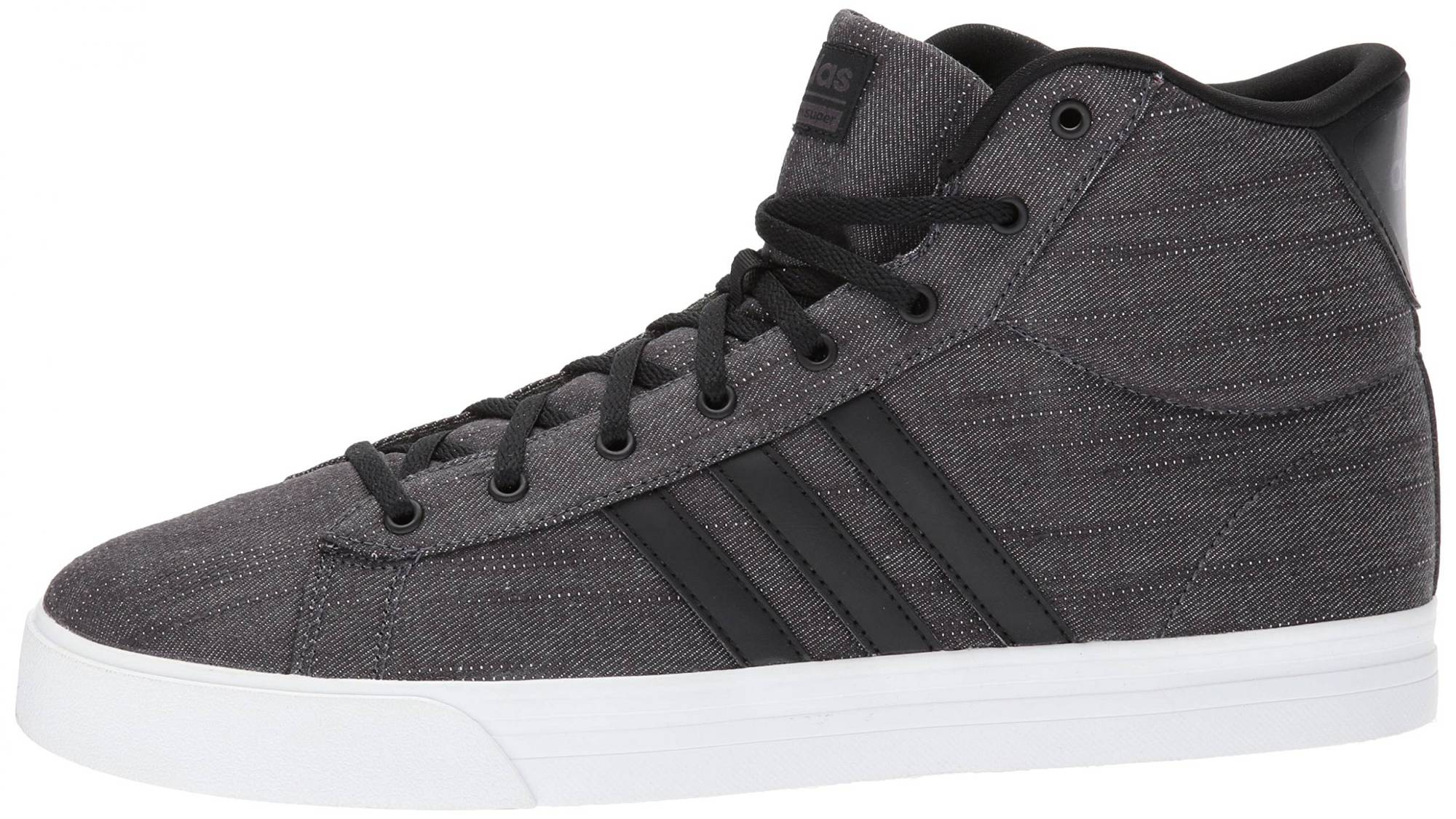 Adidas Cloudfoam Super Daily Mid – Shoes Reviews & Reasons To Buy