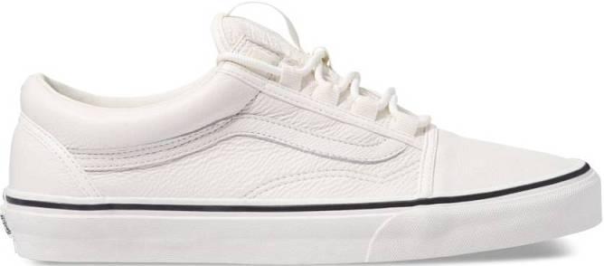 Vans Leather Old Skool Ghillie – Shoes